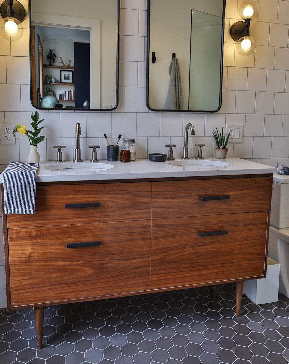 50 Master Bathroom Ideas Double Vanities Showers And Makeup Areas