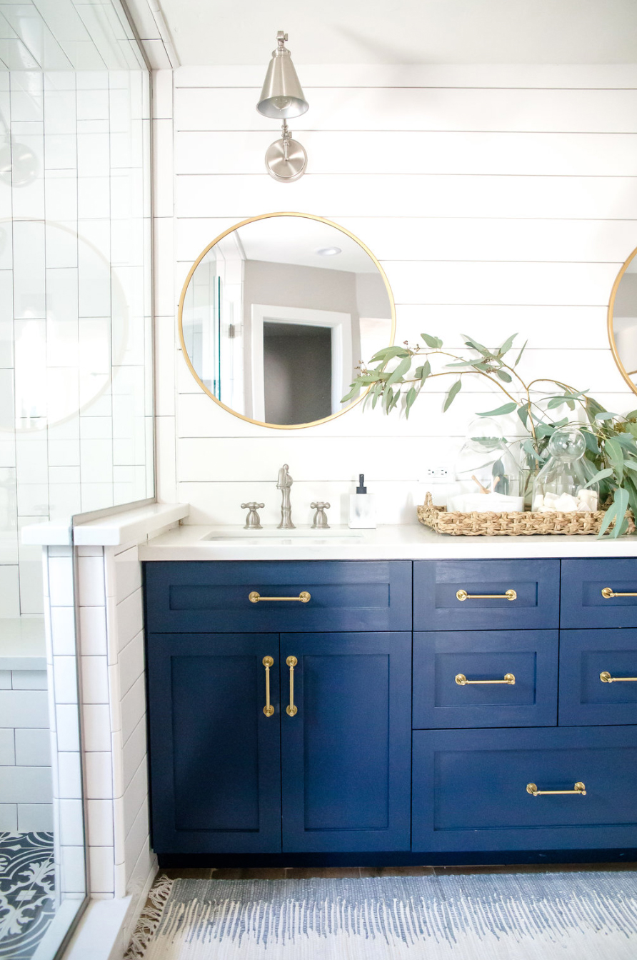 35 Blue Bathroom Ideas Light Blue Bathrooms Blue And White Bathrooms