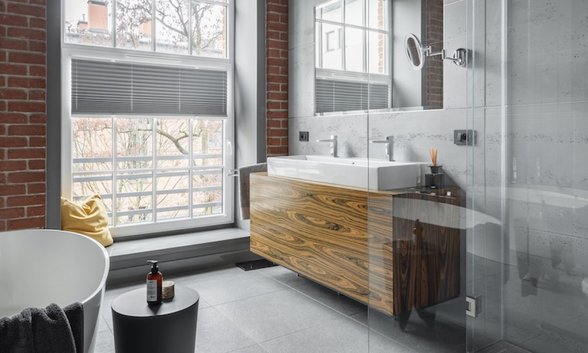 35 Industrial Bathroom Ideas For You Perfect For Renovation