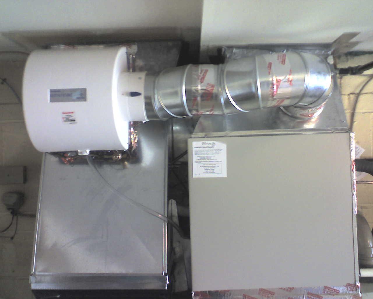 What Is A Humidifier Air Temp Control