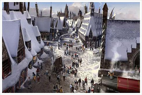 hpw02 Universal Studios: Wizarding world