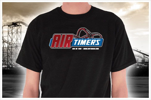 airtimers t shirt Wer will noch ein Airtimers T Shirt?