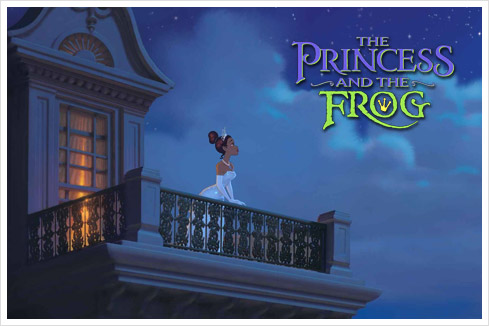 princess and the frog 01 Neuer Princess and the Frog Trailer