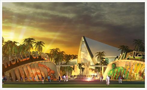 marvel park 01 Marvel Super Heroes Park Dubai