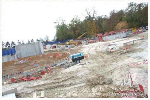 toystoryland 14 Neues von der Toy Story Land Baustelle