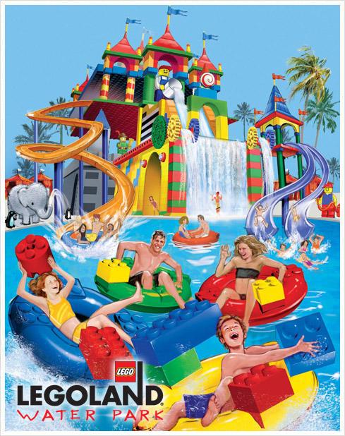 Lego Waterpark Merlin kündigt Legoland Waterpark an
