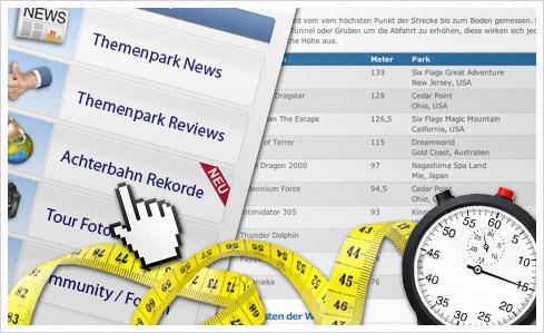 achterbahn rekorde Neu auf Airtimers.com: Achterbahn Rekorde