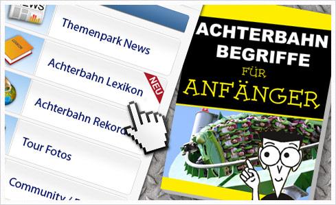 achterbahn lexikon Neu auf Airtimers.com: Achterbahn Lexikon