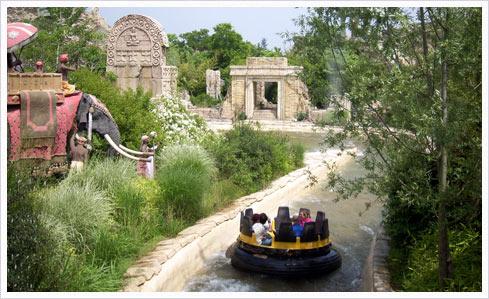 jungle rapids Airtimers Tour 2010 – Nur noch 4 Wochen!