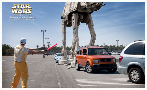 star wars weekend 13 Die genialen Plakate des Disney Star Wars Weekends 2010