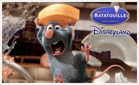 Ratatouille 07 Disney Studios   Ein weiterer Hinweis auf den Ratatouille Ride?