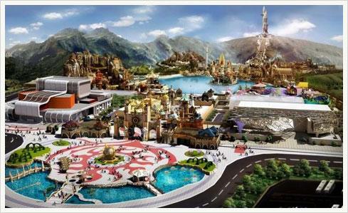 world joyland 02 World Joyland – Chinas Freizeitpark für Anime und MMO Fans