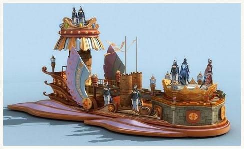 world joyland 07 World Joyland – Chinas Freizeitpark für Anime und MMO Fans