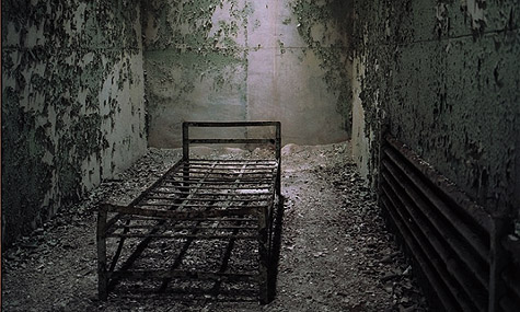 Eastern State Penitentiary 05 Halloween USA Teil 2: Eastern State Penitentiary