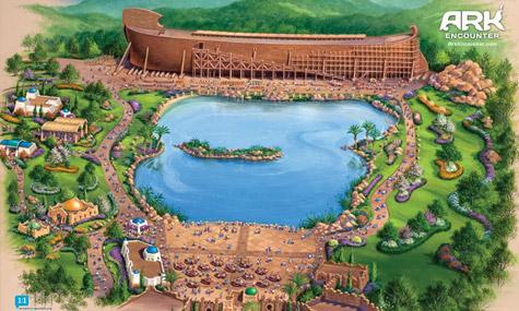 Ark Encounter 02 Ark Encounter – Ein wahrhaft göttlicher Freizeitpark