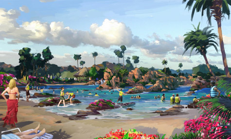 discovery bay grand reef Sea World investiert 2011 in mehr neue Attraktionen als jemals zuvor!