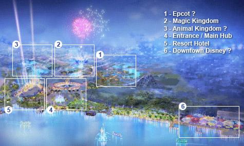 disneyland shanghai artwork analyse 03 Disneyland Shanghai   Eine Analyse des ersten Artworks