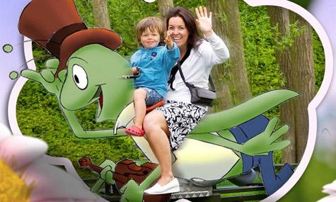 holiday park flip der grashuepfer Holiday Park – Welche Veränderungen und Neuheiten erwarten uns 2011?