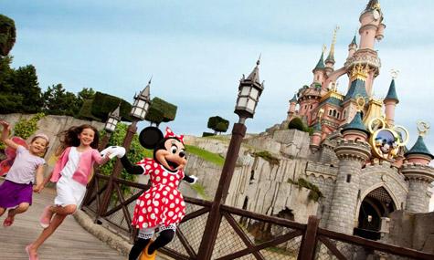 DLRP Pic 01 Disneyland Resort Paris   Budgetsorgen und Ratatouille frühestens 2013