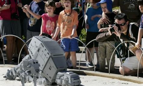 Legoland Star Wars Miniland 06 475x285 Prinzessin Leia und die Eröffnung des Star Wars Miniland in Kalifornien