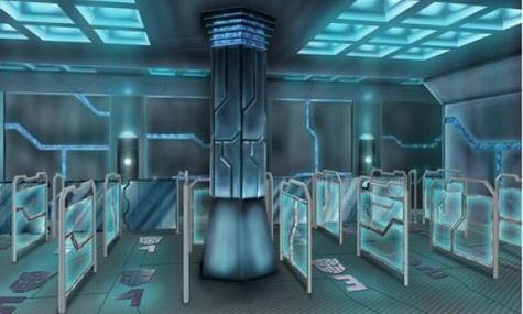 Universal Studios Transformers The Ride 03 Transformers   Ein erster Blick ins Innere des neuen Universal Rides