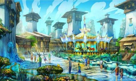 Monkey Kingdom Beijing Sky Village 01 475x285 Monkey Kingdom China – Alles über Mönche, Affen und Halbschweine