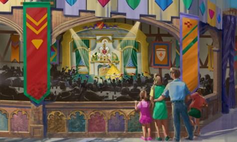 Disneyland Fantasy Faire 02 475x285 D23 Expo 2011   Neues zu Disneyland Shanghai und (fast) allen Resorts