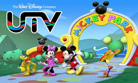 Disney UTV India Disneyland Resort India   Reine Spinnerei, oder schon bald Realität?