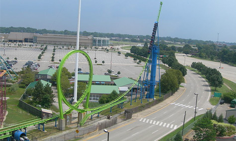 Kentucky Kingdom Greezed Lightnin Bluegrass Boardwalk – Das Kentucky Kingdom wird 2013 wiedereröffnet