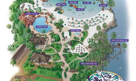 River Country Map 475x285 River Country   Disneys vergessener Wasserpark