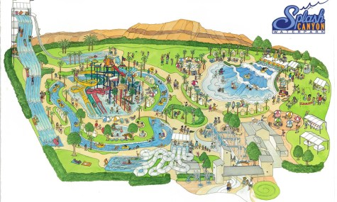 Splash Canyon Waterpark Las Vegas 475x285 Splash Canyon Waterpark   Las Vegas wird langsam Familientauglich