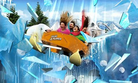 10 Polar Land Legoland Billund Airtimers Top25 der Freizeitpark Neuheiten 2012 – Platz 10 bis 6