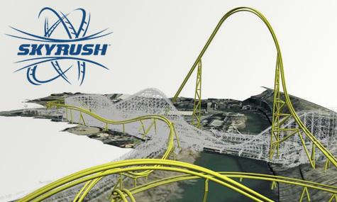 13 Skyrush Hershey Park Airtimers Top25 der Freizeitpark Neuheiten 2012 – Platz 15 bis 11