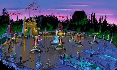 19 Holiday Park Neu 2012 Airtimers Top25 der Freizeitpark Neuheiten 2012 – Platz 20 bis 16
