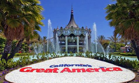 Great America Great Amerika   Das ungeliebte Stiefkind bleibt bei Cedar Fair