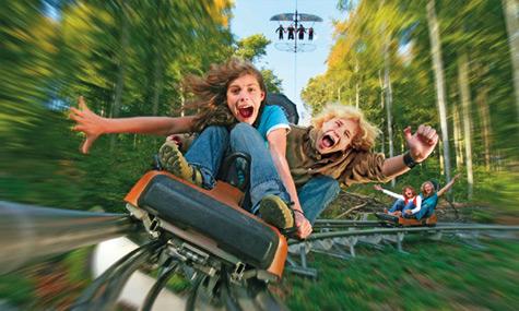 Fort Fun Abenteuerland Fort Fun   Aus dem Abenteuerland wird ein internationaler Freizeitpark