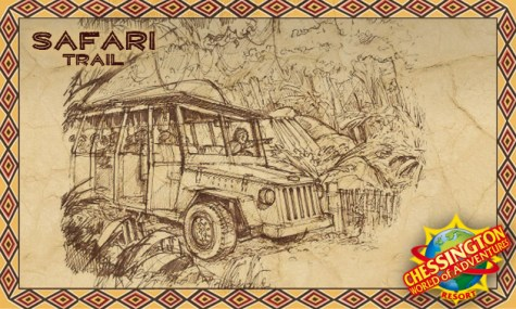 Chessington Safari Trail 2013 011 475x285 Chessington World of Adventures   Ein neues Safari Abenteuer wartet!