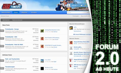 airtimers forum 2 In eigener Sache: Das Airtimers Forum verabschiedet sich!