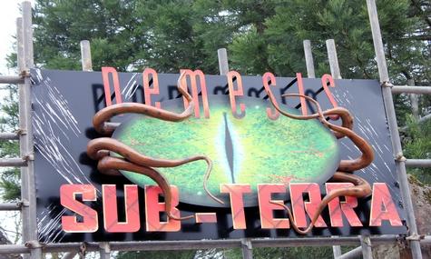 Nemesis sub terra1 Neuheiten Check – Nemesis Sub Terra, Alton Towers Resort