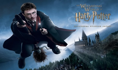 Harry Potter Wizarding World Universal Studios Japan Universal Studios Japan – Ab 2014 verzaubert Harry auch Japan!