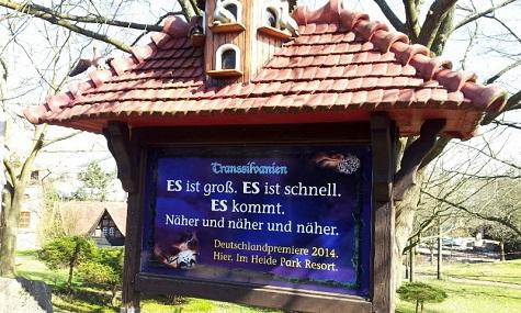 Heide Park Achterbahn 2014 Ankündigung 2014   Ein Coaster Jahr für Deutschland?