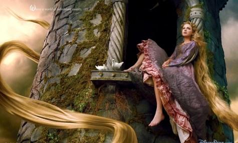 Disney Taylor Swift Rapunzel Tangled 1 475x285 Disney Dream Portraits   Wenn Stars zu Disneyfiguren werden...