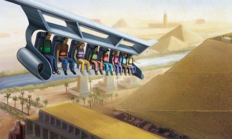 Jinling Happy World – Mit dem 11 Inversion Coaster auf Rekordjagd!