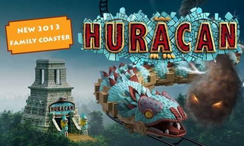 Huracan 1 Huracan – Bellewaerdes neueste Achterbahn