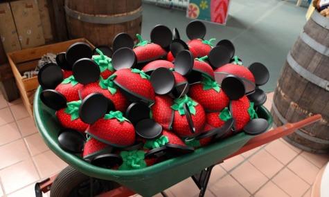 Disney Strawberry Ears Airtimers Wochenrückblick   KW 13   Mit Ecken und Kanten