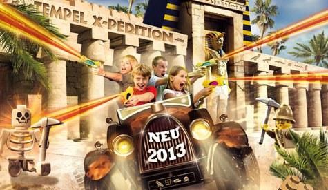 Legoland Deutschland – Des Pharaos neustes Reich!