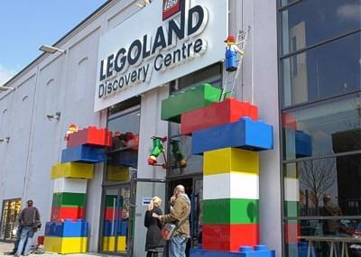 Lego 400x285 Legoland Discovery Centre Berlin und Oberhausen   Erwachsene müssen leider draußen bleiben