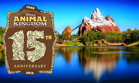 animal kingdom anniversary  Animal Kingdom   15 Jahre tierischer Spaß!