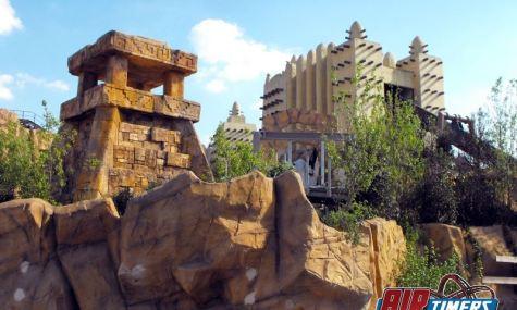 Chiapas 2013 5 475x285 Chiapas   Neue Bilder rund um die Neuheit des Phantasialand