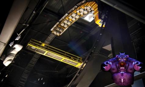 Psyke Underground 3 Psyke Underground – Die Ex Turbine in neuem Gewand